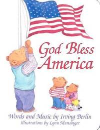 image of God Bless America Board Book