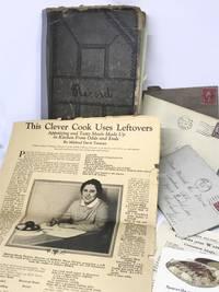 [MANUSCRIPT] [COOKBOOK] [RADIO] Personal Cookbook of Home Forum Radio Personality Pittsburgh Radio KDKA