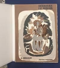 DERNIERS MESSAGES. (Derriere Le Miroir 166)