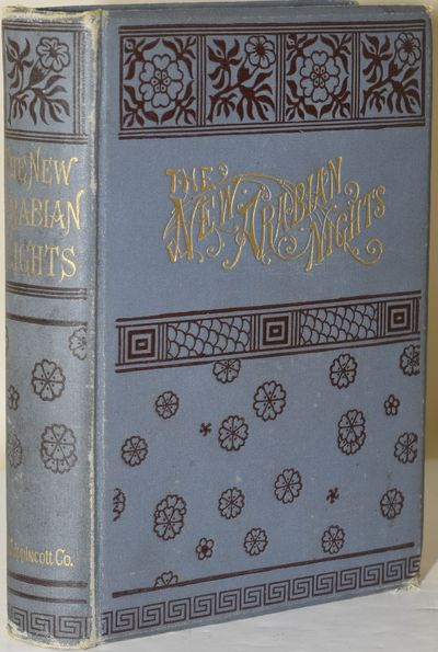 Philadelphia: J. B. Lippincott, 1883. First Edition. Very Good binding. In the publisher's blue-gray...