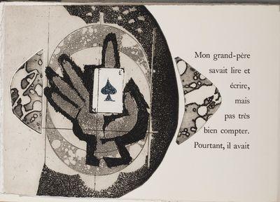 1980. Paris, Aux dépens d'un Amateur, 1980. Copy #41 on Arches with etchings by Annie Proszynska nu...