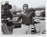 image of The French Connection (Original photograph of William Friedkin on the set of the 1971 film)