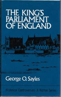 image of The King's Parliament of England (Historical Controversies)