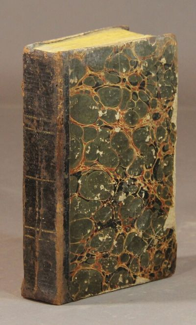 Fahlun: Arborelius & Comp, 1828. 8vo, pp. , vii, , 10-510, ; contemporary calf-backed marbled boards...