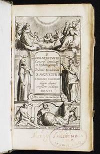 image of F Cornelii Cvrtii Cæsarei Consiliarij et Historiographi Ordinis Eremitarum S. Augustini S. Nicolaus Tolentinus alijque aliquot eiusdem Ordinis Beati