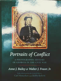 image of Portraits of Conflict:  A Photographic History of Georgia in the Civil War