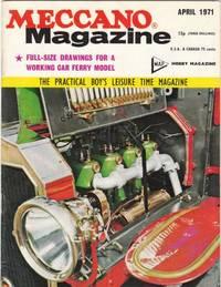 image of Meccano Magazine the Practical Boy's Leisure Time Magazine Vol. 56 No. 4