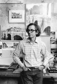 Original photograph of Christo Vladimirov Javacheff, 1985 by  Christo (subject) Wolfgang Volz (photographer) Vladimirov Javacheff - 1985 - from Royal Books, Inc. (SKU: 144460)