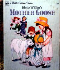 A little Golden Book Wilkins MOTHER GOOSE