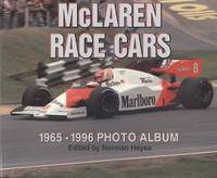 McLaren Race Cars: 1965-1996 Photo Album (Iconografix photo album series)
