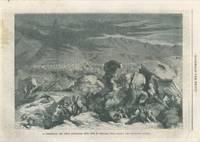 Il terremoto del Per� : Distruzione della citt� di Arrequipa.