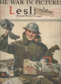 image of Leslies's Illustrated Weekly Newspaper The War in Pictures - December 22,  1917
