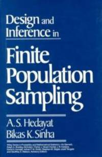 Design and Inference in Finite Population Sampling (Wiley Series in Survey Methodology)