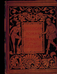 Etruscan Roman Remains in Popular Tradition , with Important Three Page ALS
