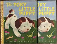 collectible copy of The Poky Little Puppy