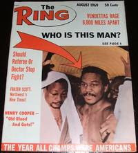 image of A Vintage Issue of Ring Magazine for August 1969