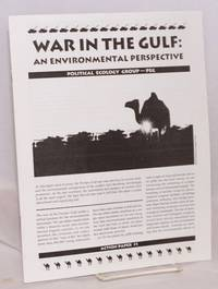 image of War in the Gulf: an environmental perspective