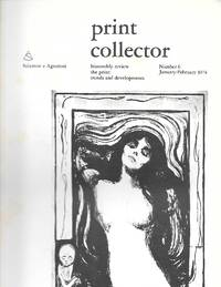 Print Collector ( Bimonthly Review The Print: Trends And Developments ) Number 6 Jan.-Feb. 1974