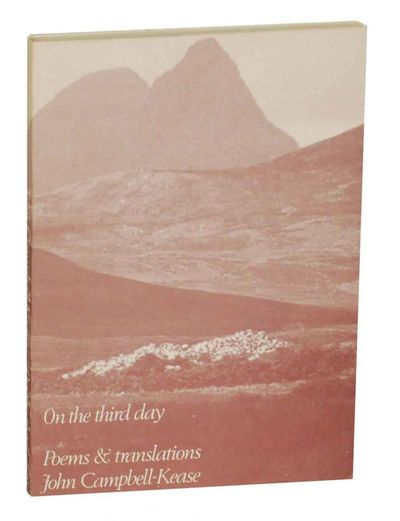 London: Enitharmon Press, 1979. First edition. Softcover. 99 pages. A collection of poems and transl...
