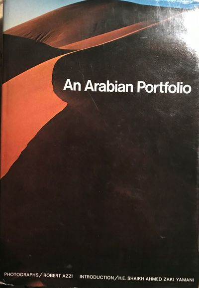 Montrouge, France: Draeger, 1976. First Edition. Signed by Azzi on the half-title page. Robert Azzi ...