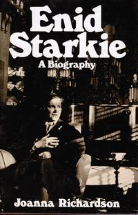 image of Enid Starkie: a Biography (Advanced Reading Copy)