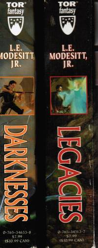image of Darknesses and Legacies (2 Books)