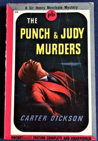 The Punch & Judy Murders