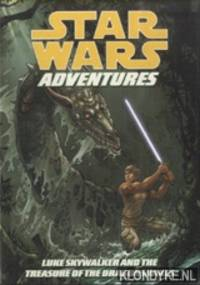 image of Star Wars: Adventures - Luke Skywalker and the Treasure of the Dragonsnakes