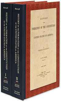History of the Formation of the Constitution of the United States..