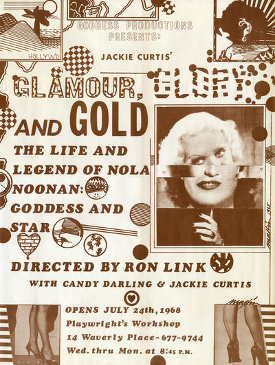 GLAMOUR, GLORY AND GOLD: THE LIFE &...