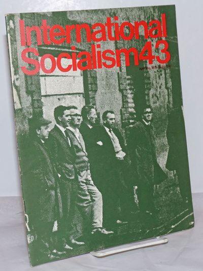 London: International Socialists. 41p., wraps. 8.25x11.8 inches . Edge worn and shelf worn, else goo...