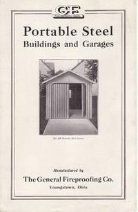 Vintage 1920's Advertising Brochure for Portable Buildings, Garages, Scare  Item