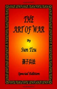 image of The Art of War by Sun Tzu - Special Edition