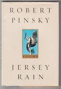Jersey Rain by Pinsky, Robert - 2000