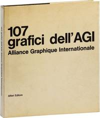 107 Grafici dell'AGI: Alliance Graphique Internationale presentati da Olivetti