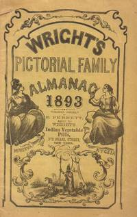 Wright's Pictorial Family Almanac 1893