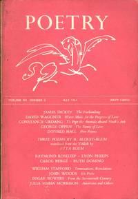 Poetry Vol. 104 No. 2