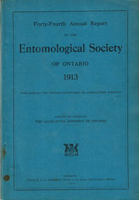 image of FORTY-FOURTH ANNUAL REPORT OF THE ENTOMOLOGICAL SOCIETY OF ONTARIO 1913.