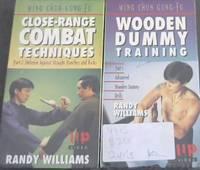 image of Wing  Chun  Gung-Fu; Wooden  Dummy  Training