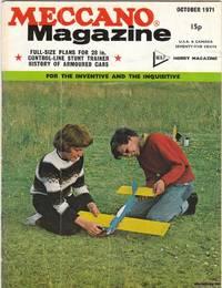 image of Meccano Magazine the Practical Boy's Leisure Time Magazine Vol. 56 No. 10