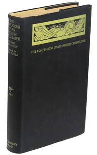 image of The Confessions of an English Opium Eater