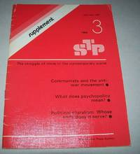STP 3, 1984 Supplement: Socialism Theory and Practice by N/A - Paperback - 1984 - from Easy Chair Books (SKU: 168354)