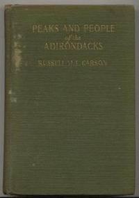 Peaks and People of the Adirondacks