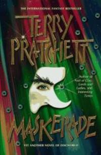 Maskerade by Terry Pratchett - Hardcover - 1997-01-03 - from Books Express and Biblio.co.uk