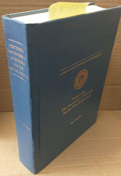 Ann Arbor: University of Michigan Press, 1999. Hardcover. Large Thick Octavo; pp 742; VG-/no-DJ; blu...