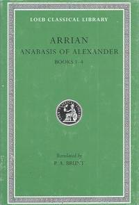 Anabasis of Alexander, Books 1-4