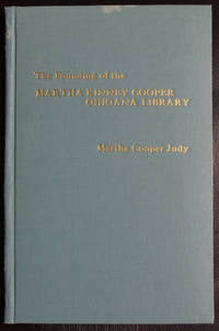 The Founding of the Martha Kinney Cooper Ohioana Library: Personal Recollections of Martha Kinney Cooper as Told to Her Daughter by Judy, Martha Cooper