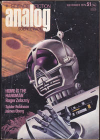 Analog Science Fiction / Science Fact, November 1975 (Volume 95, Number 11)