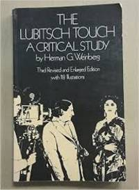 The Lubitsch Touch: A Critical Study