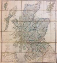 A Map of Scotland Drawn Chiefly from the Topographical Surveys of Mr. John Ainslie and from those of the Late General Roy &c. & c.